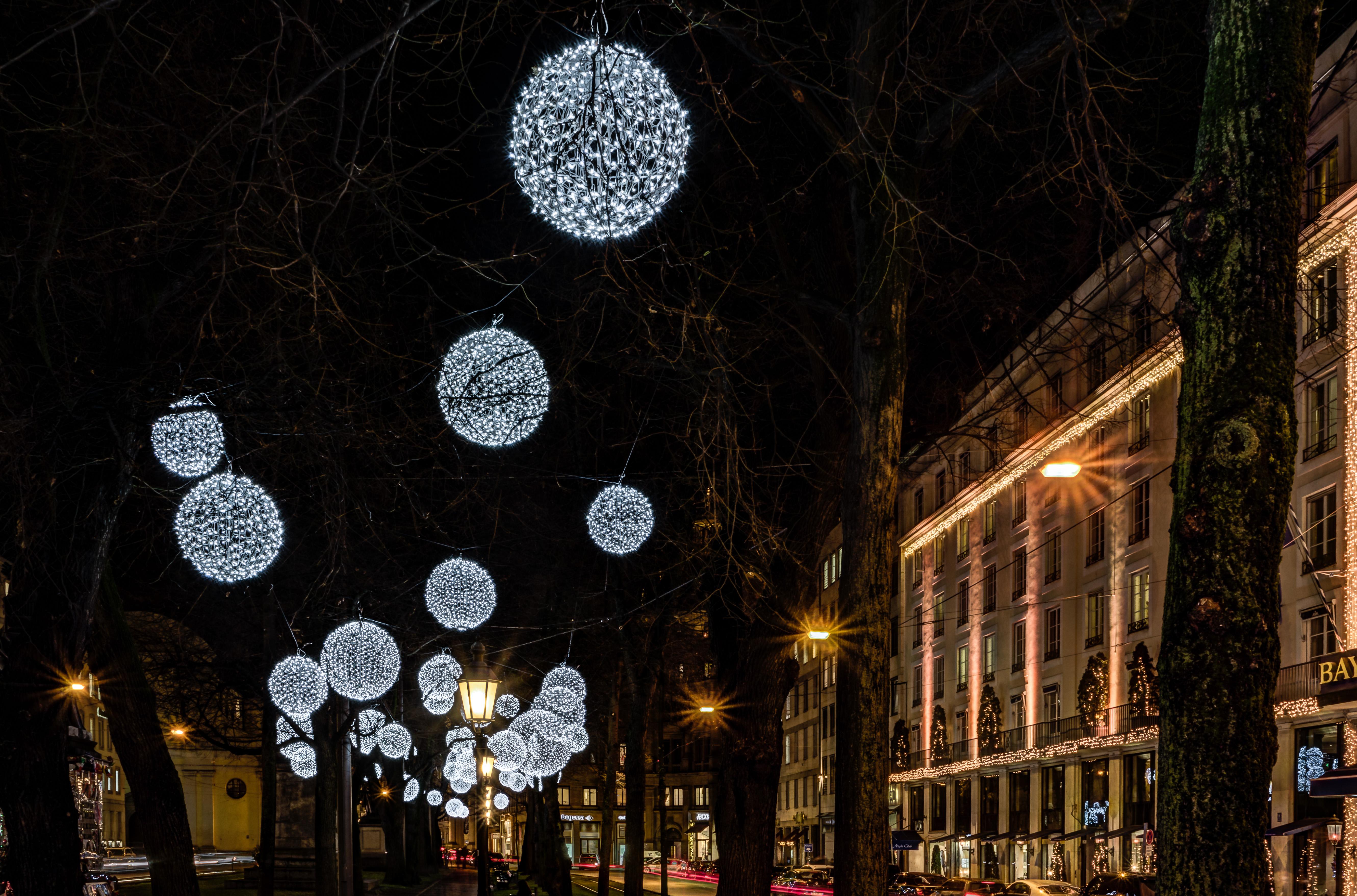 Weihnachtsbeleuchtung München.File Promenadenplatz Beleuchtung Jpg Wikimedia Commons