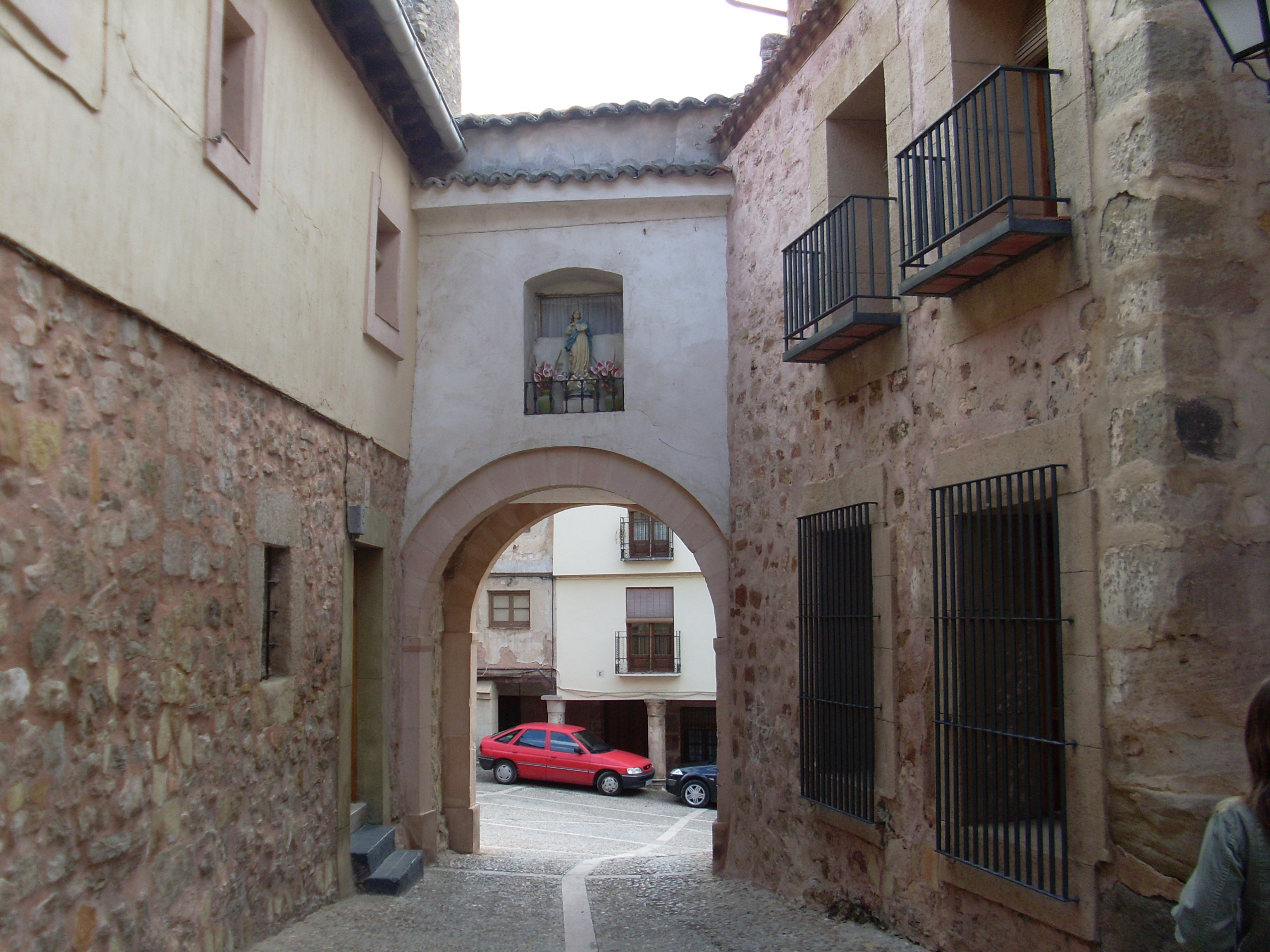 File puerta del hierro de sig wikimedia commons for Piscina puerta del hierro