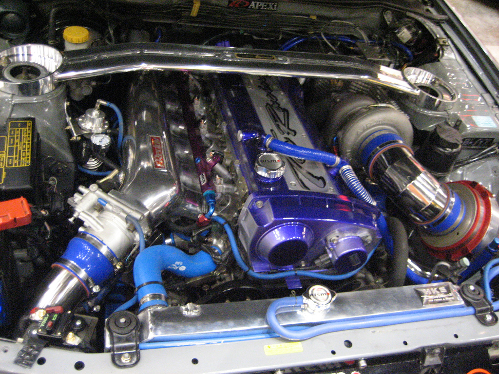 Nissan Skyline Engine Twin Turbo Car Nissan Free Engine