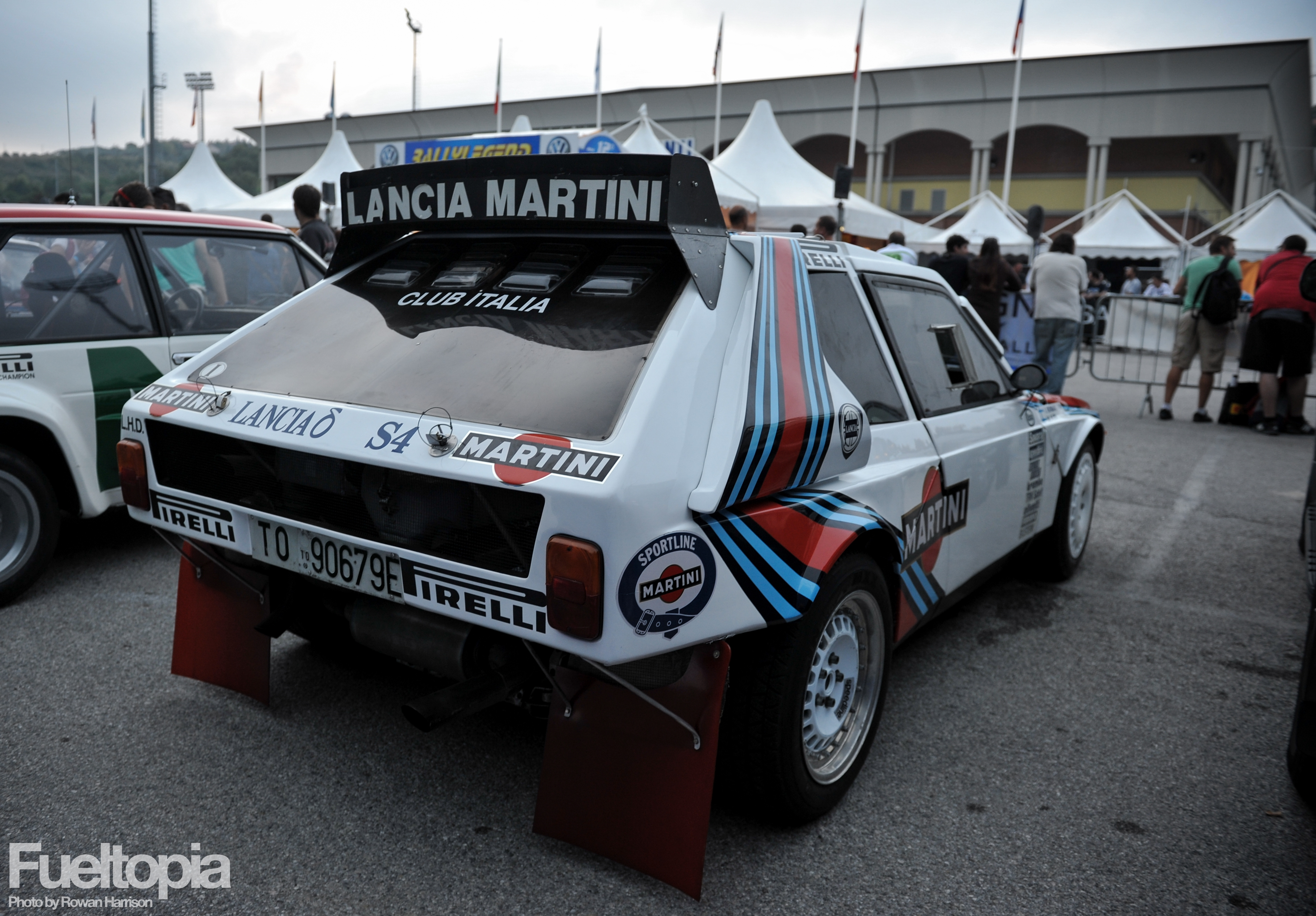 Classic Design Italia San Marino.File Rally Legend 2014 San Marino 14951830773 Jpg