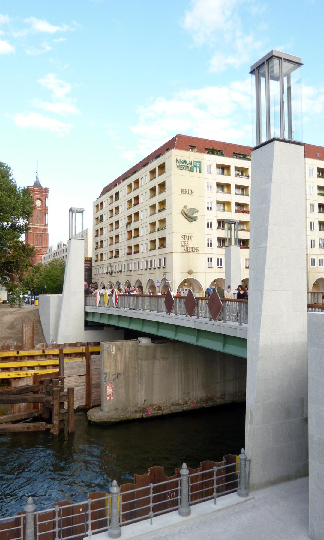 Rathausbrücke Berlin Wikipedia