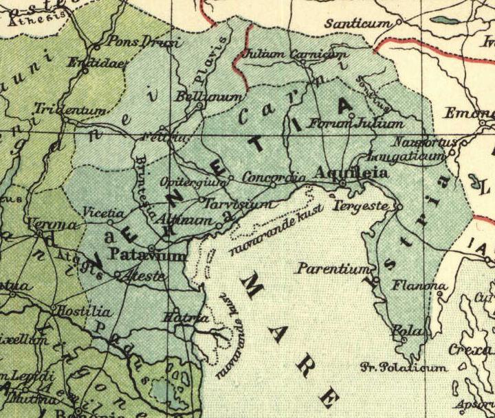 File Regio X Venetia Et Istria Jpg Wikimedia Commons