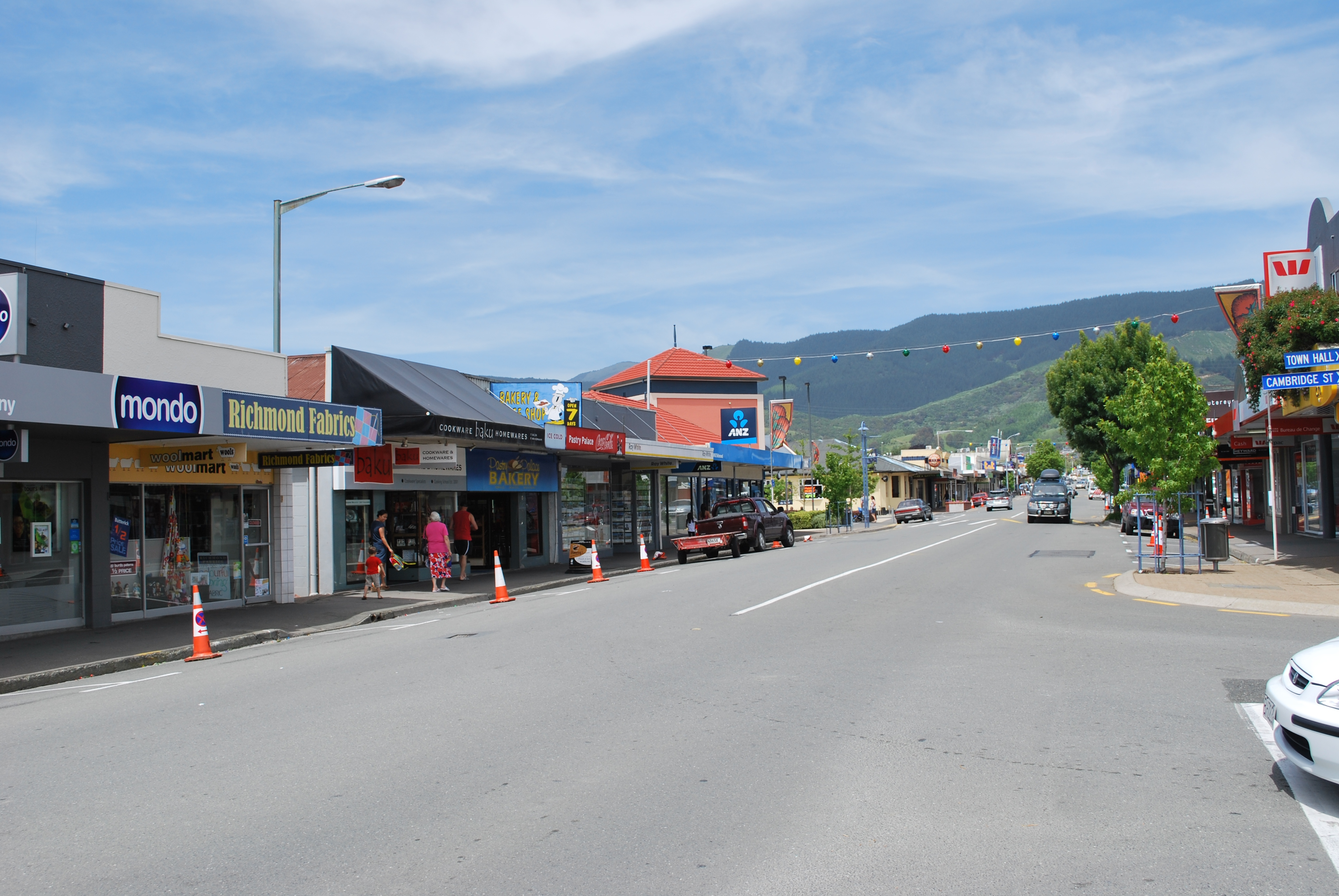Cafe Richmond New Zealand