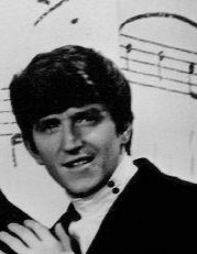 Huxley with the Dave Clark Five on The Ed Sullivan Show in 1964.