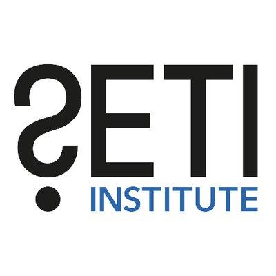 Logo of SETI Institute