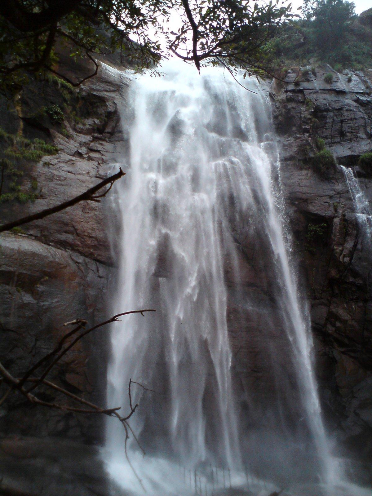 Akash Ganga Falls in Kolli Hills