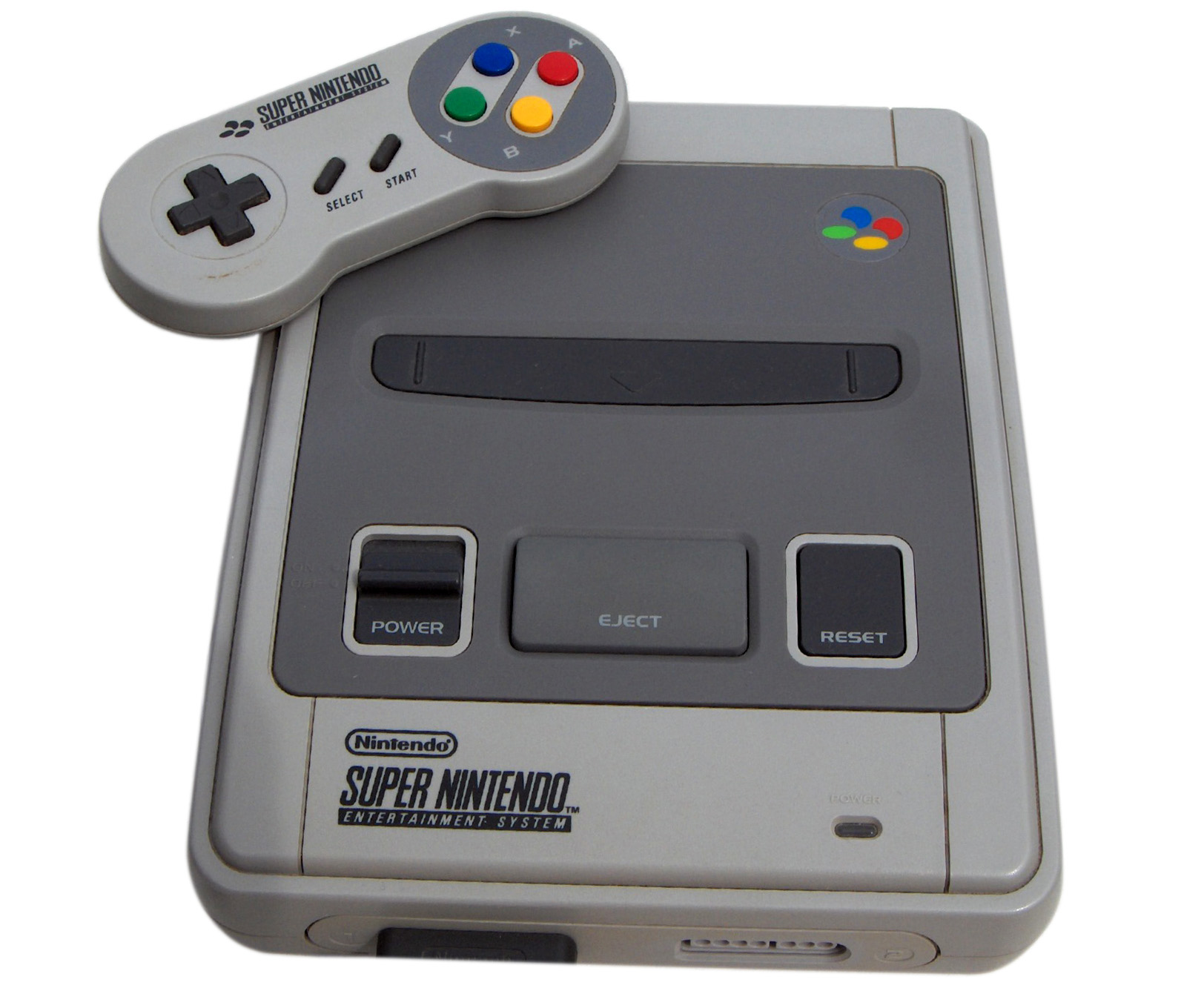 Snes and super famicom themed gbas are coming hold on - How much is a super nintendo console worth ...