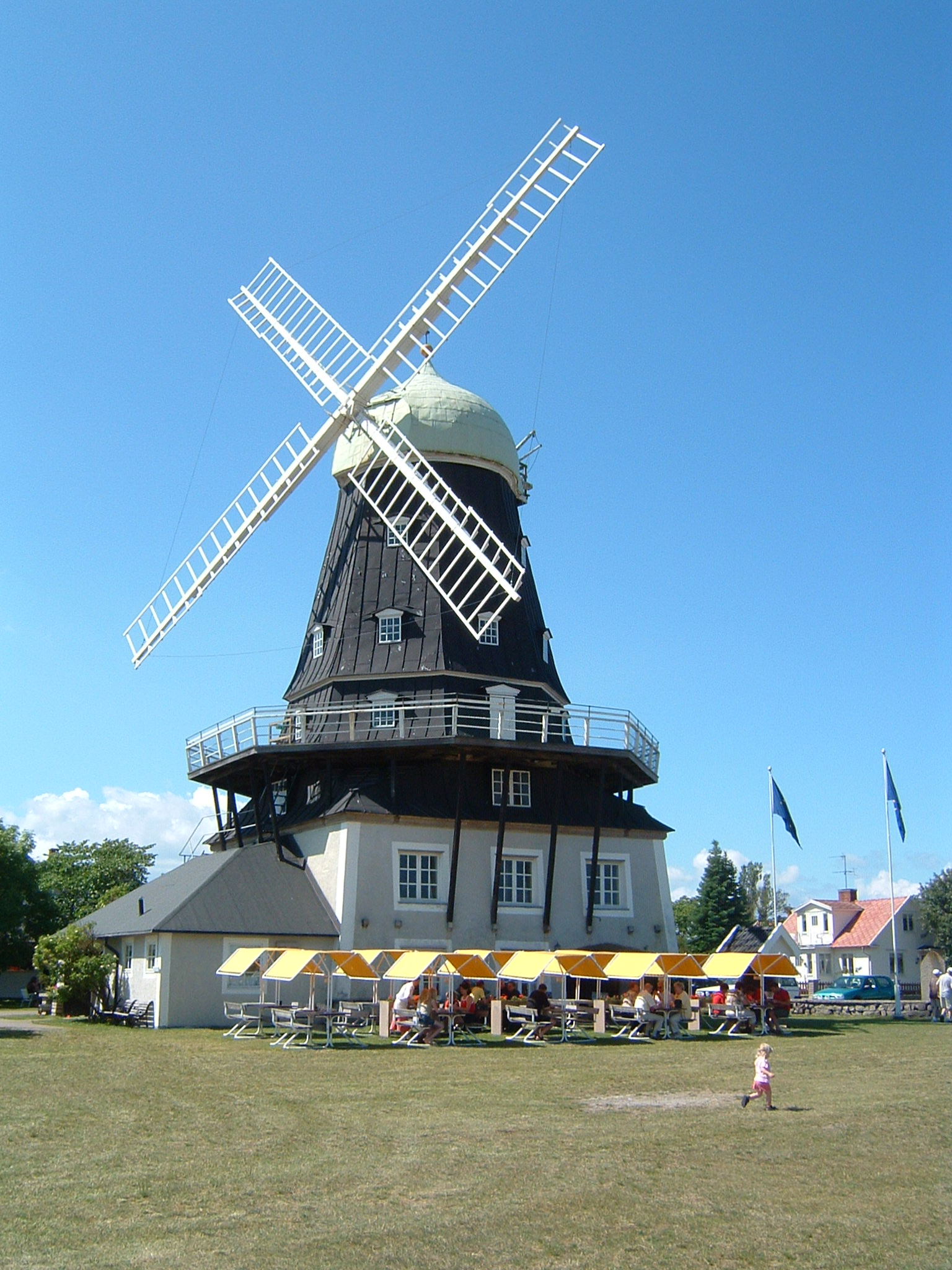 Sandviks Kvarn (Mill & Restaurant)
