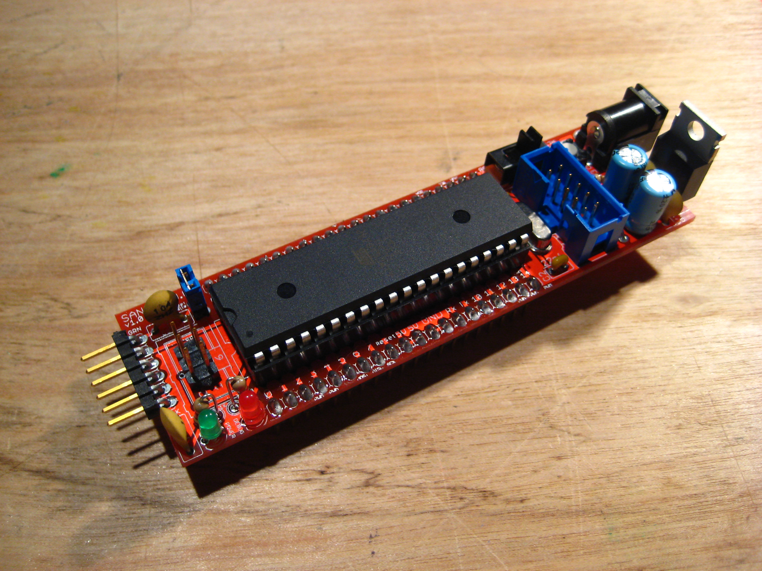 Arduino Embedded Systems 8051 Microcontroller Wikibooks Open Books For An Filesanguino V10 Source
