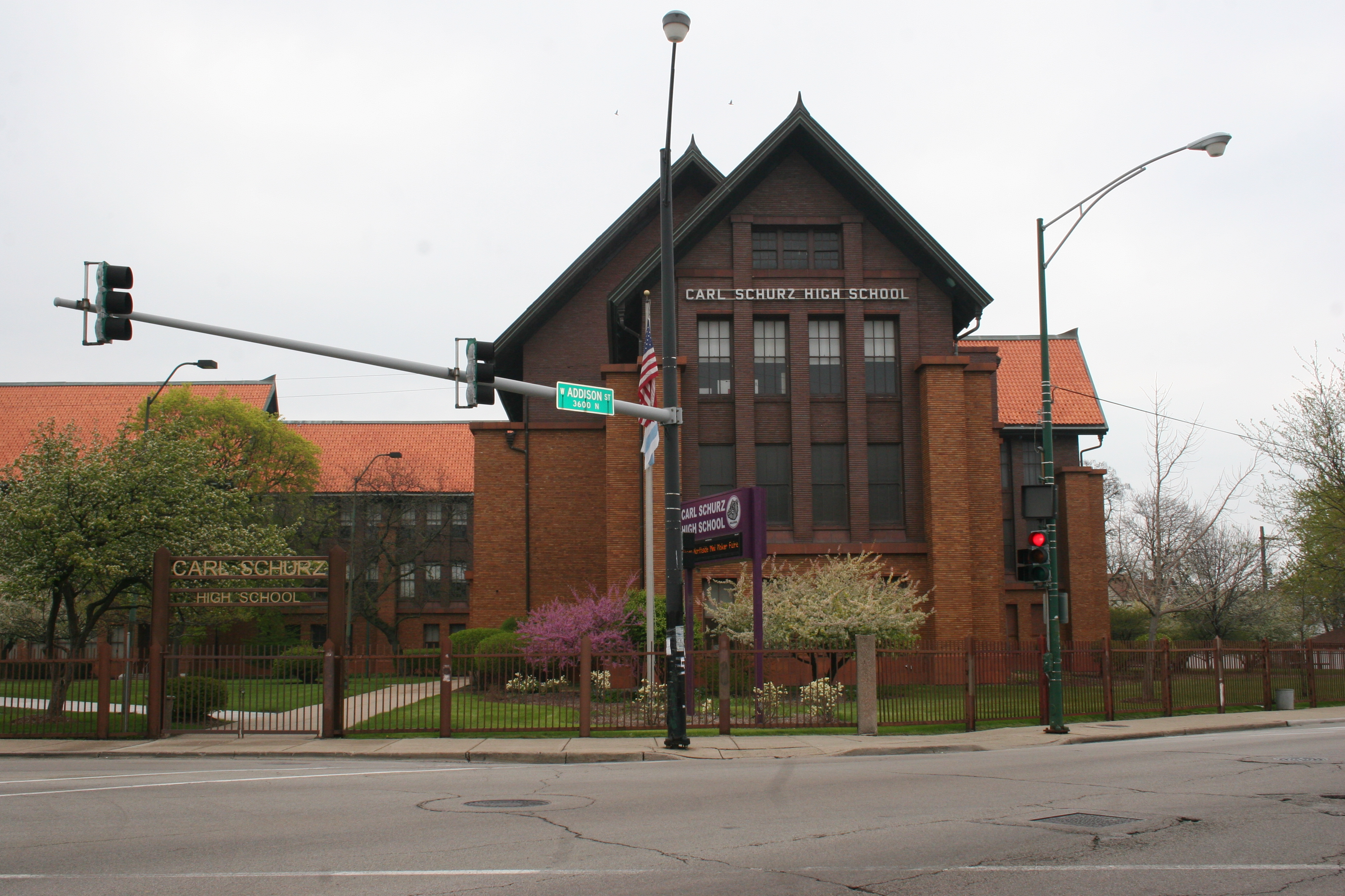 Carl Schurz High School  Wikiwand