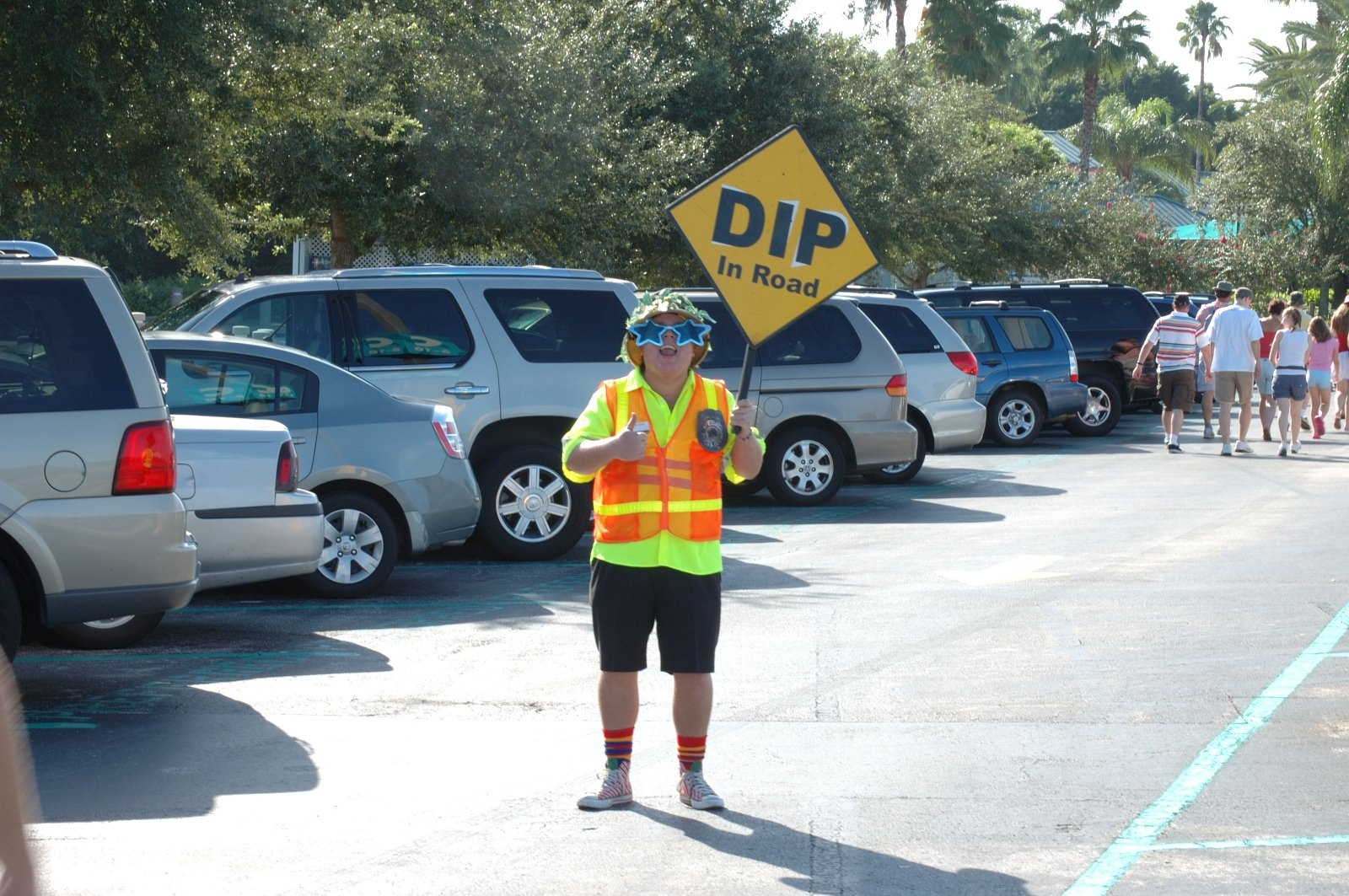 Car Parking Attendant