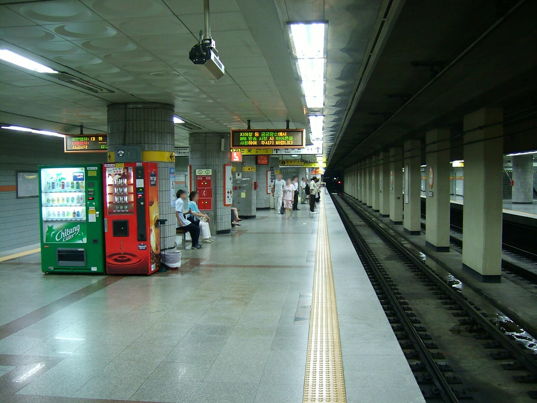 ファイル seoul metro 3 suseo station platform jpg wikipedia