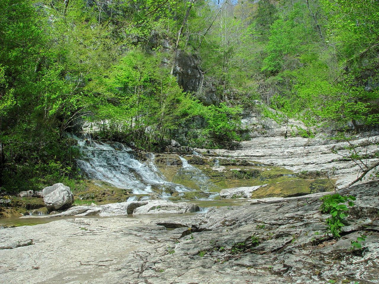 Jericho Falls