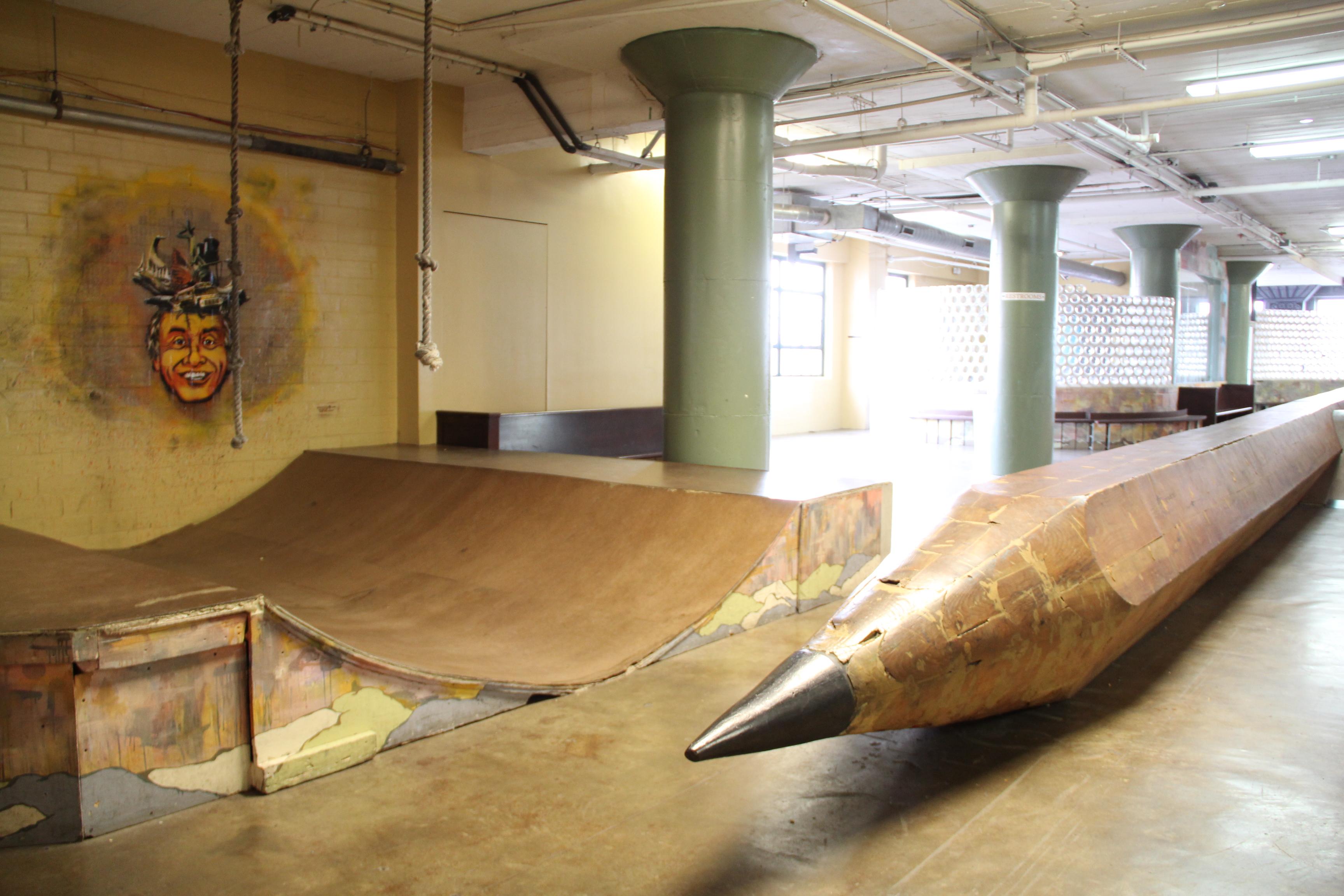 a3fb8a4cf File Skate Park inside of City Museum