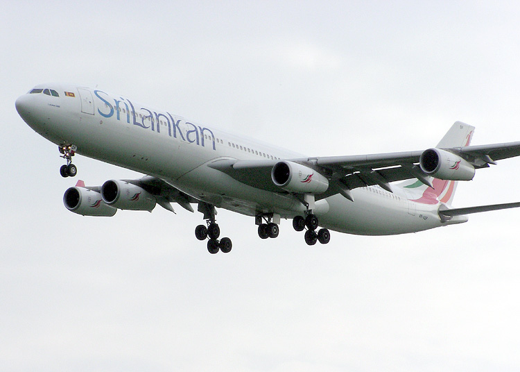 SriLankan Capacity Back to Normal, but When ?