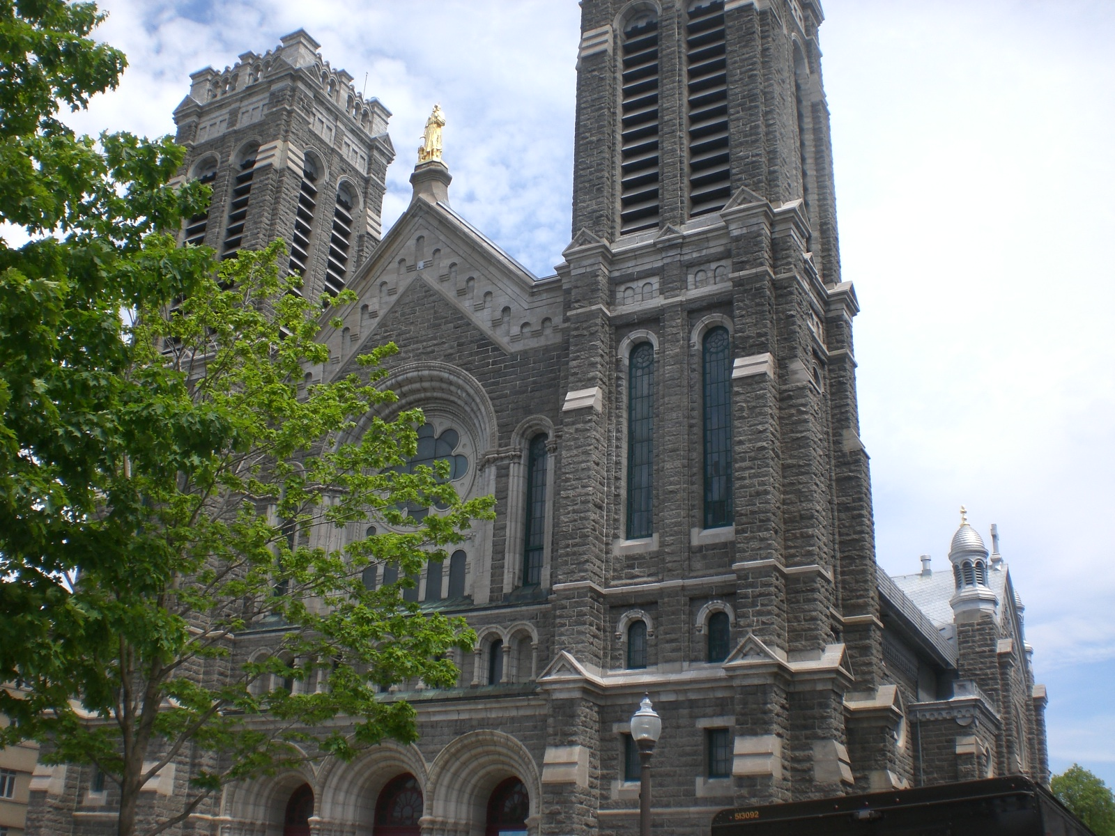St Roch Church Quebec City