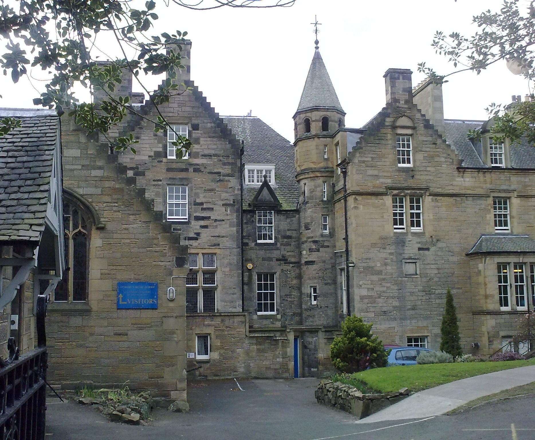 Edinburgh Theological College - Wikipedia