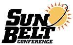 The former Sun Belt Conference logo used until its rebranding in 2013
