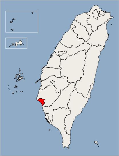 FileTainan City Location Mappng Wikimedia Commons
