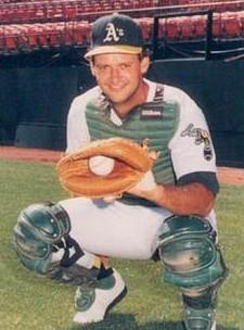 Terry Steinbach American baseball player