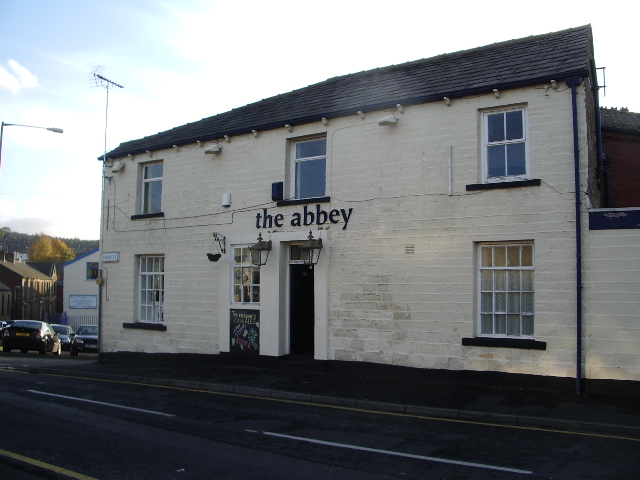 Creative Commons image of The Abbey in Accrington