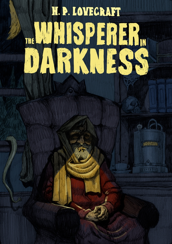 The Whisperer in Darkness - Wikipedia