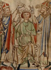 English: Edward the Confessor Česky: Eduard Vy...