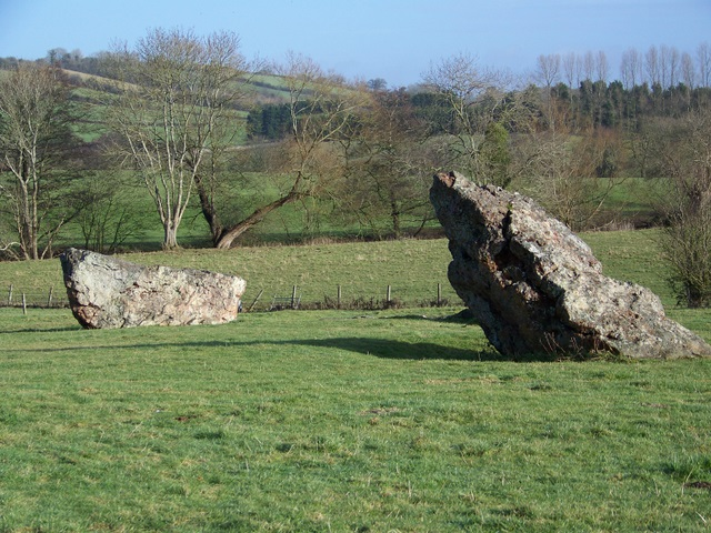 The stones of Stanton Drew - geograph.org.uk - 1670026
