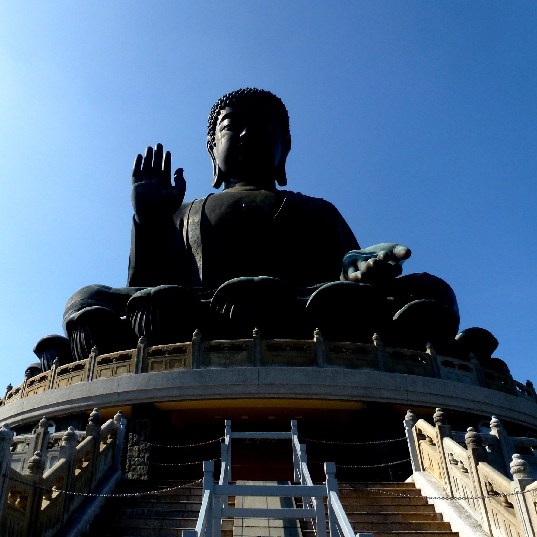 File Tian Tan Buddha Lantau Island Hong Kong Panoramio 4 Jpg Wikimedia Commons