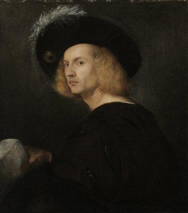 Tiziano, ritratto di giovane di petworth house.jpg
