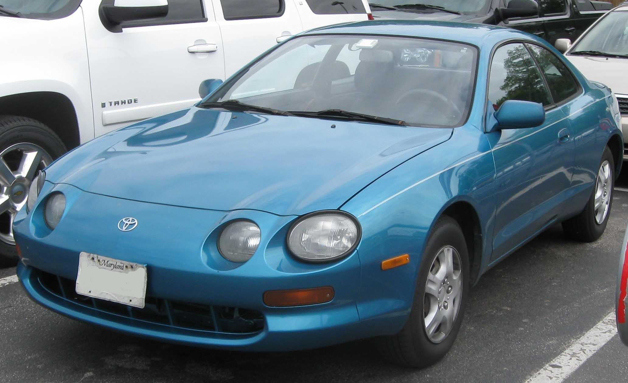 File:Toyota Celica coupe.jpg - Wikimedia Commons