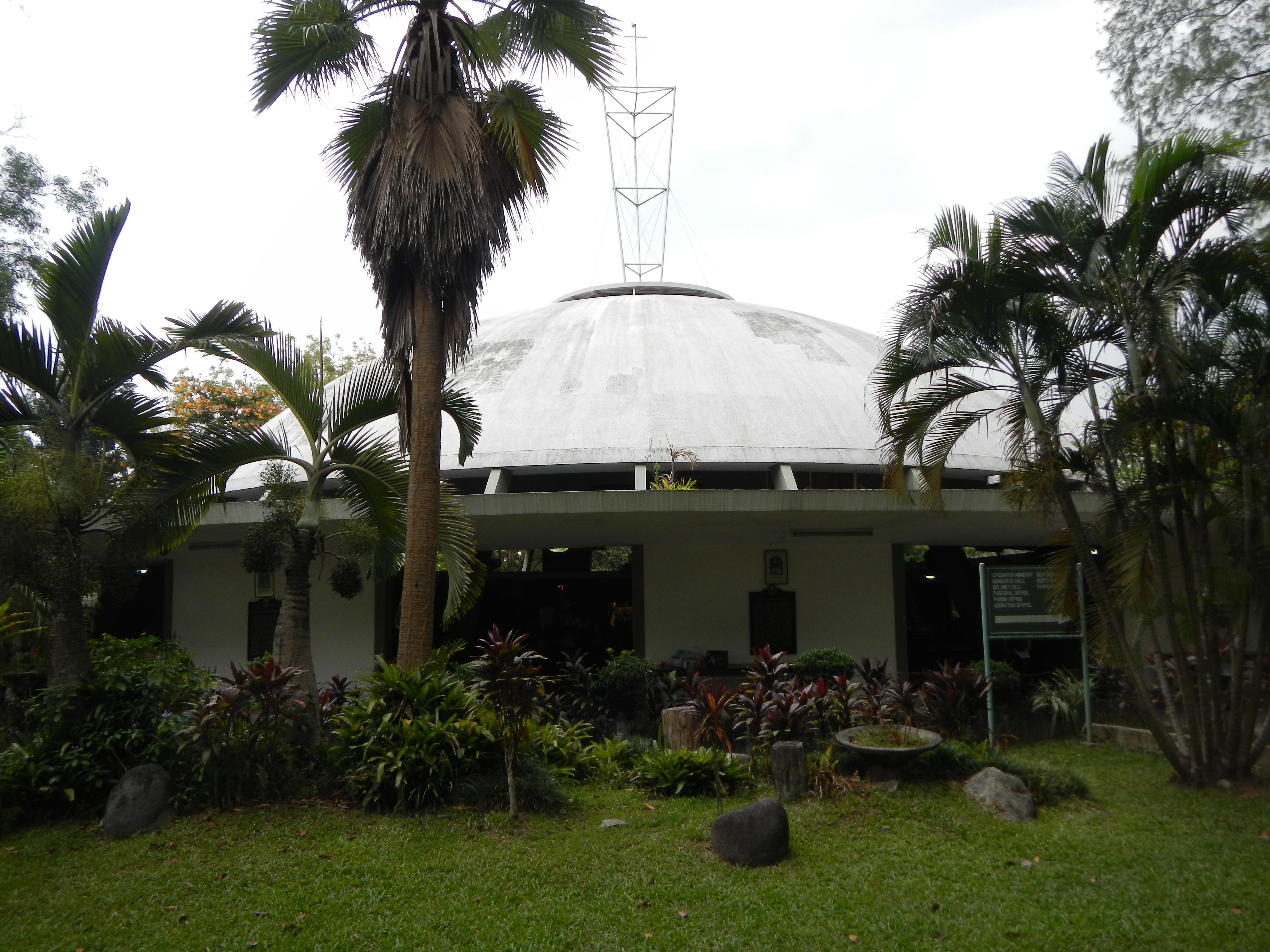 Parish Of The Holy Sacrifice Wikipedia