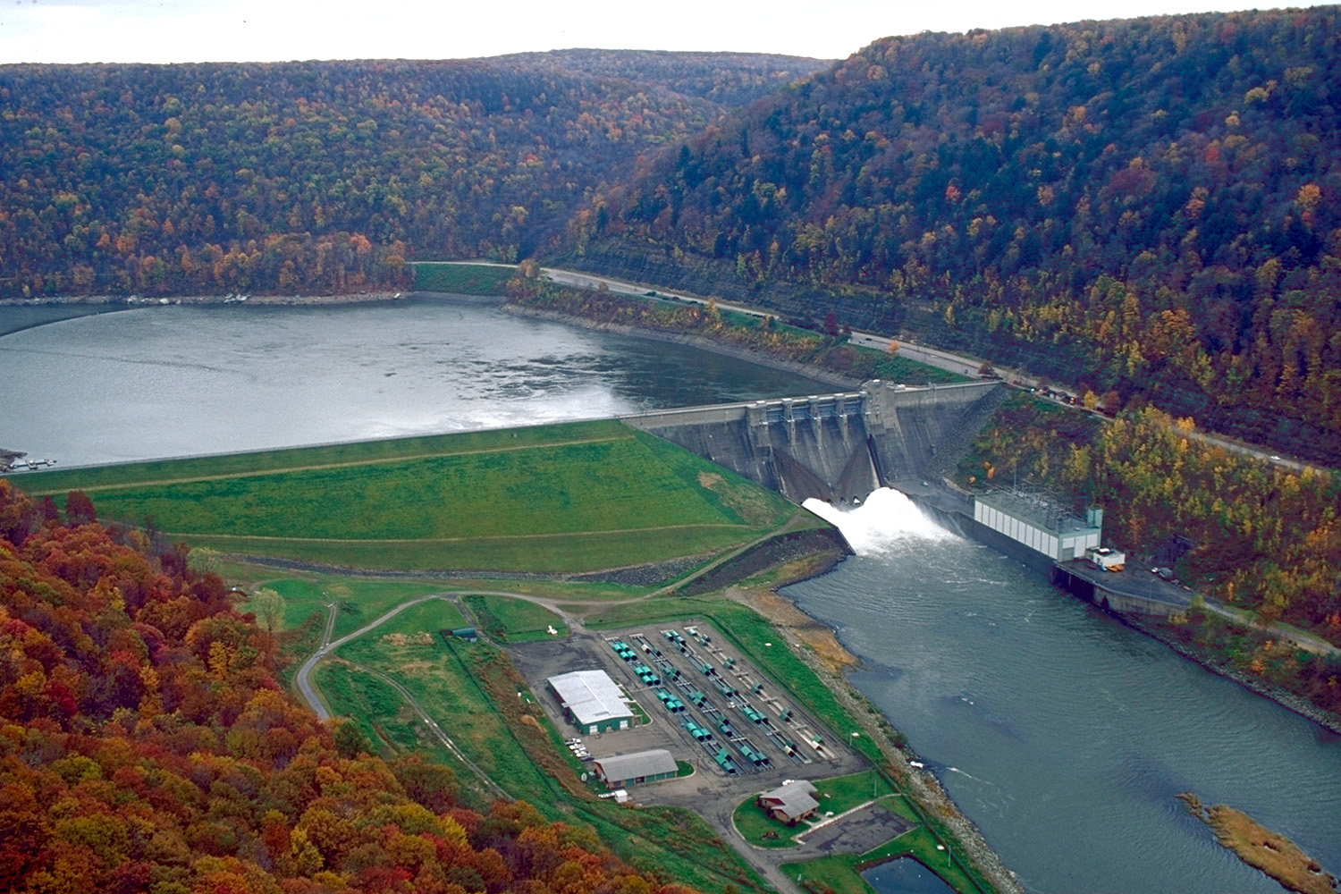 Upriver d finition what is for Kinzua dam fishing