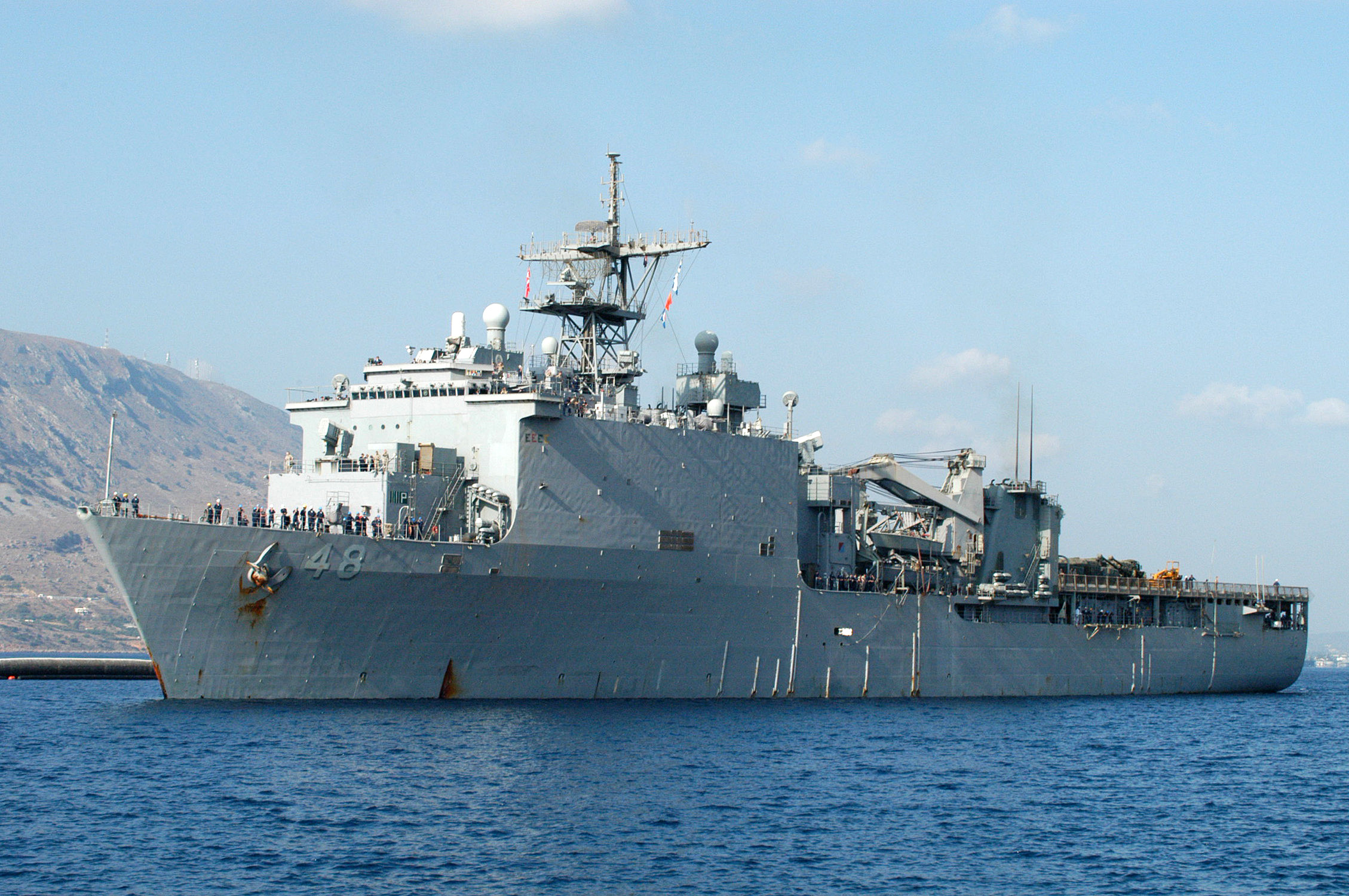 United States Navy Ken...