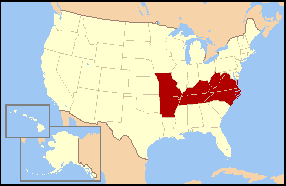 File:US map-Upper South.png - Wikimedia Commons