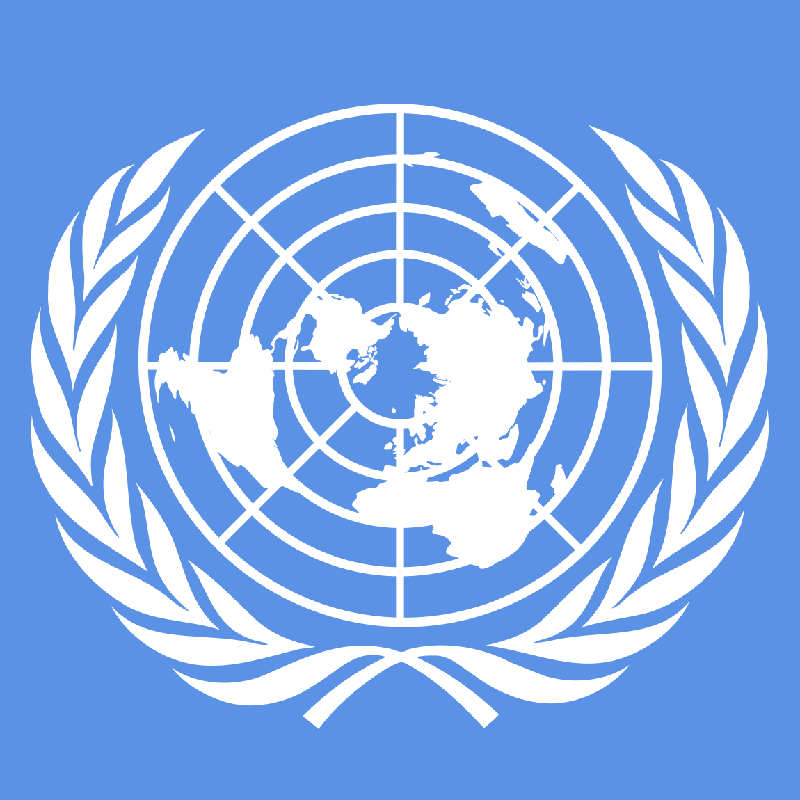 Un flag square UN hopes employ anti terrorism surveillence of internet