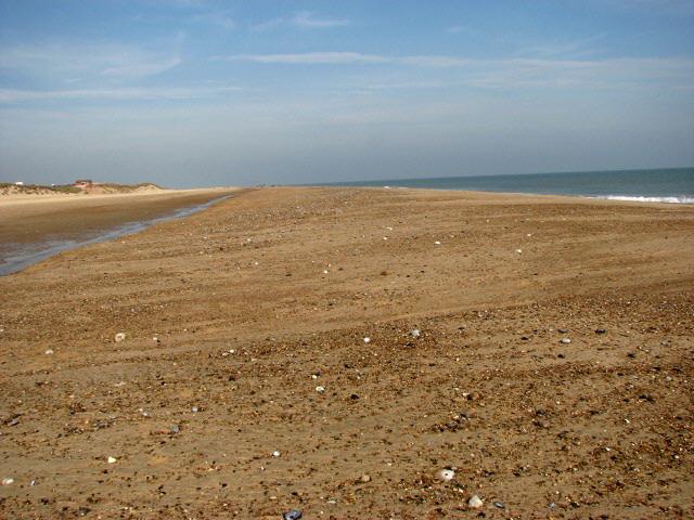 View from sandbank - geograph.org.uk - 581792