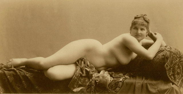 File:Vintage nude photograph 5.jpg. No higher resolution available.