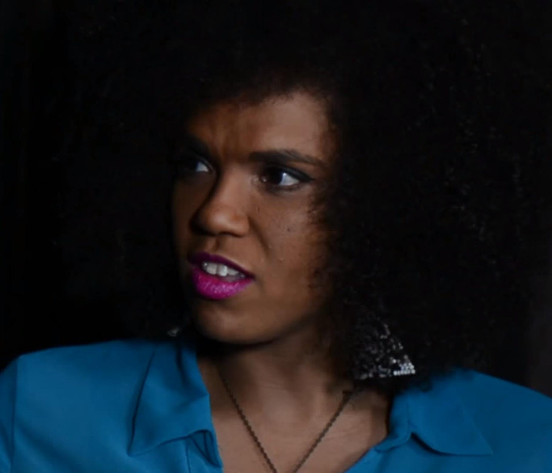 Imarisha discusses ''Octavia's Brood'' on ''[[The Laura Flanders Show]]'' in 2015