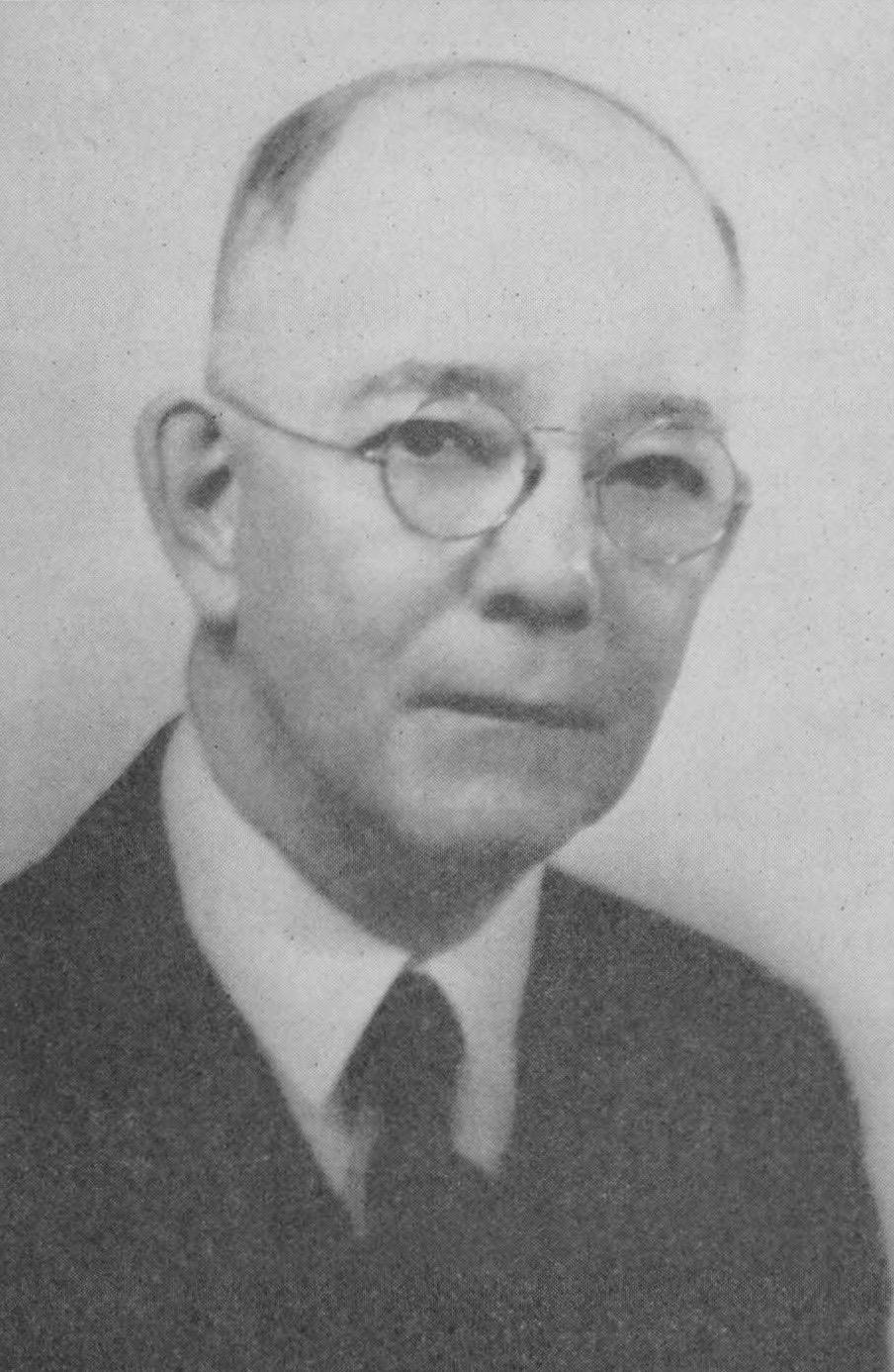 Walter Naylor Davis