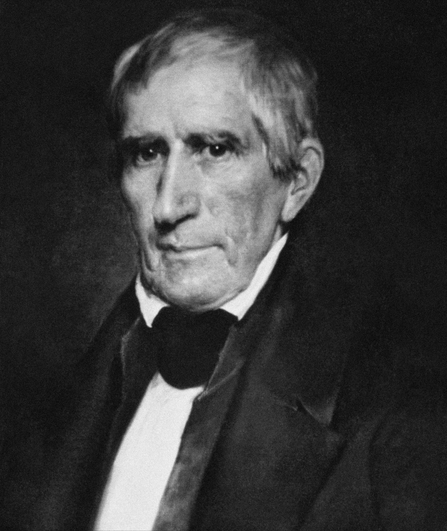 Daguerrotype of William Henry Harrison, 1841