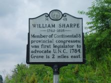 William Sharpe (politician) American politician