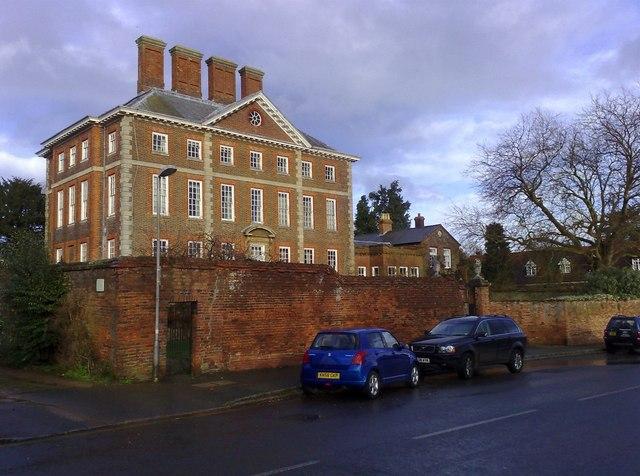 Winslow Hall - geograph.org.uk - 1056405