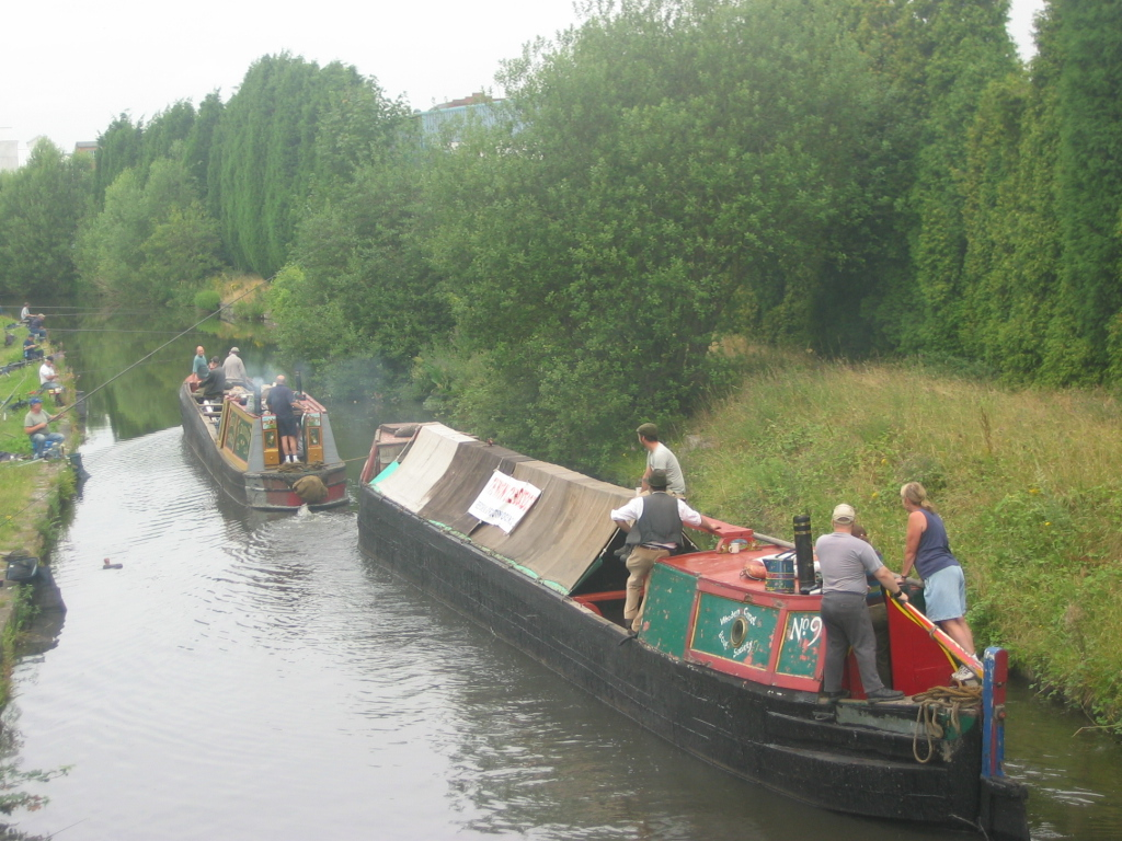 Wooden Canal Boat Society - Wikipedia