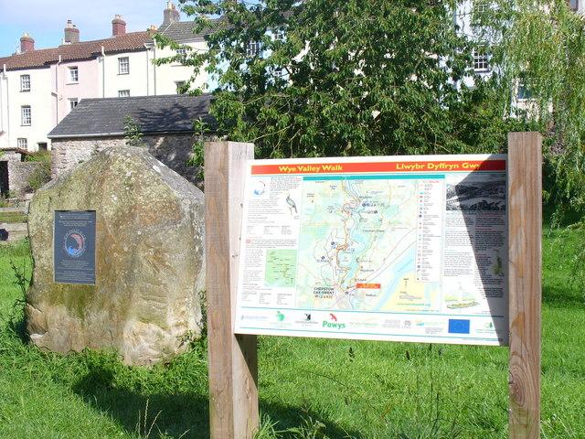 Wye Valley Walk - geograph.org.uk - 1415512