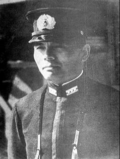 Ryusaku Yanagimoto Japanese rear admiral