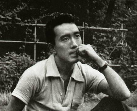 Picture of Yukio Mishima, pen name of Kimitake Hiraoka, a Japanese author, poet, playwright, actor, and film director. | TWD - The Wire's Dream DJ Interview | Interview | Writer DeanJean On The Meaning Of Writing & Approaching Creativity Through The Unusual | BL | Black Lion Journal | Black Lion