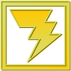 ZAP lightning bolt icon.png