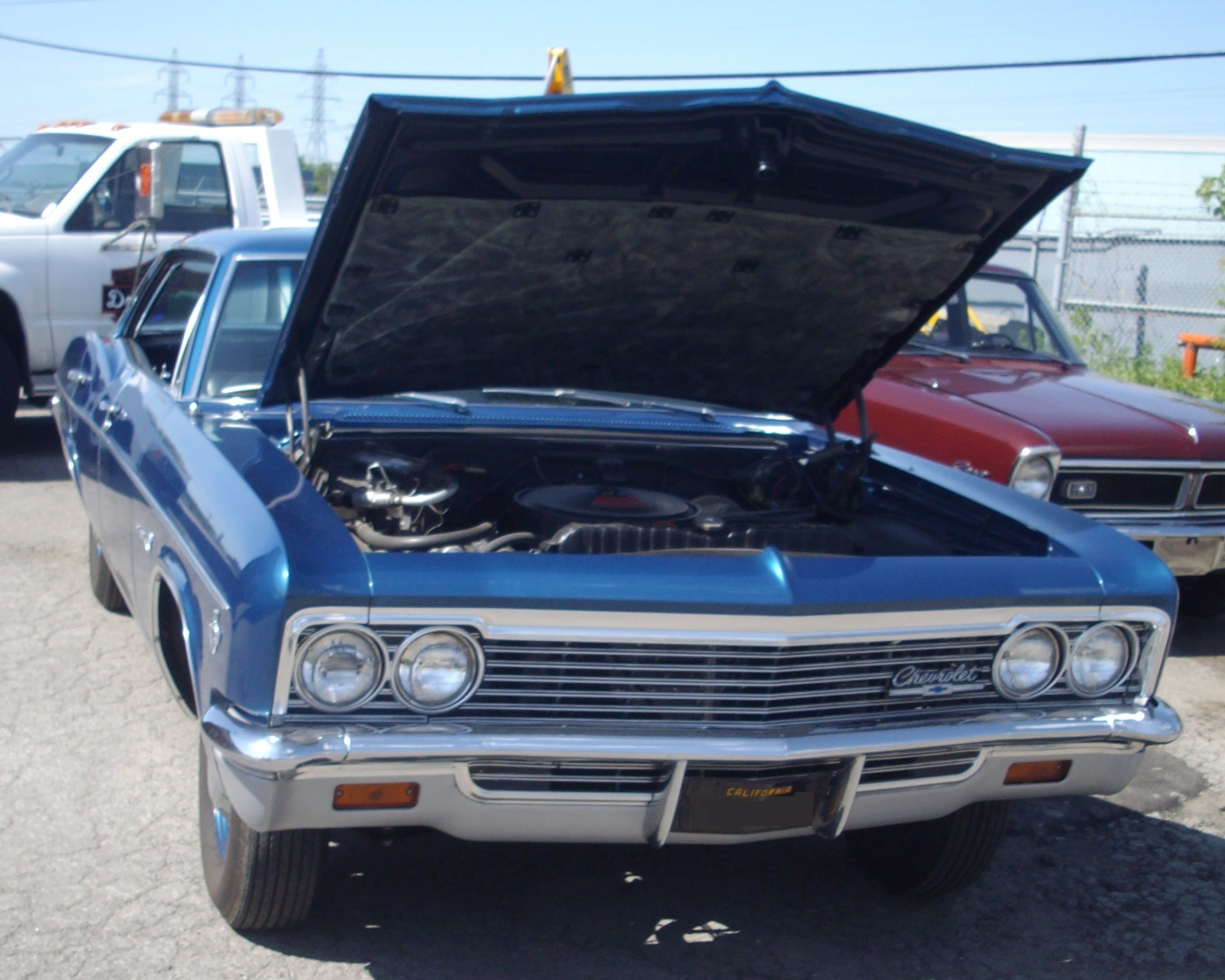 File Chevrolet Sedan Auto Classique Showtime Muscle Cars