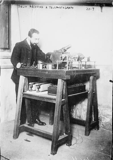 Image of Edouard Belin from Wikidata
